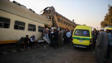 صورة فاجعة جديدة في مصر.. ورئيس هيئة سكك الحديد يستقيل من منصبه