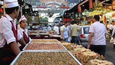 صورة الشؤون الصحية تضبط 26 مخالفة في أسواق دمشق خلال أيام العيد