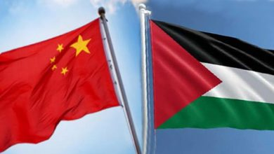 صورة مواقف متقدمة للصين تجاه ما يجري في فلسطين المحتلة بكين: السلام لن يتحقق في المنطقة برمتها من دون حل عادل للقضية الفلسطينية