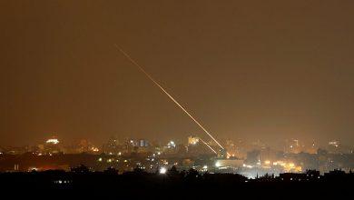 """صورة المقاومة الفلسطينية تتوعد إسرائيل بـ """"تاسعة البهاء"""""""