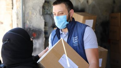صورة الأمانة السورية للتنمية: إتمام توزيع سلل المساعدات الإماراتية على أحياء دمشق ومدينة دوما