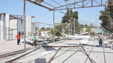 صورة محافظة اللاذقية.. إزالة آثار العدوان الإسرائيلي والوقوف على احتياجات العائلات المتضررة