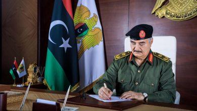 صورة الجيش الليبي يعلن استعداده لحرب تركيا من جديد