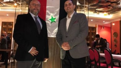صورة «من مصر إلى الشام» حفل في القاهرة لدعم الانتخابات الرئاسية في سورية
