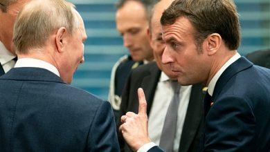 صورة فرنسا تصعّد في وجه روسيا