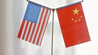 صورة فحوى الاتصال الهاتفي بين الرئيسين الأمريكي والصيني