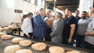 صورة البرازي من مخبز إزرع الآلي في درعا: سيتم إحداث خط إنتاج ثانٍ