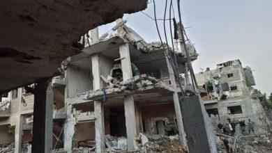 صورة آلة التدمير الإسرائيلية تستهدف بشكل متعمد منظومة الكهرباء والماء في القطاع المحاصر