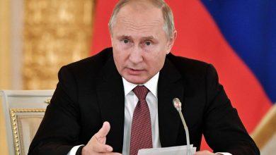 صورة بوتين: سنواصل دعم سورية في مكافحة الإرهاب