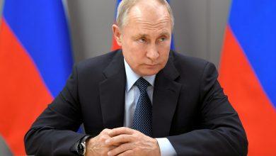 صورة بوتين:حظر توريد المعدات الطبية إلى سورية عمل غير إنساني وموقف قاسٍ