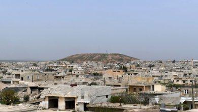 صورة اعتداء تركي بالقذائف على مناطق شمالي حلب
