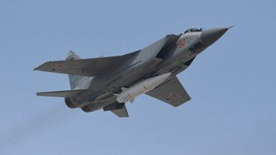 صورة لأول مرة في سورية.. مقاتلات روسية حاملة لصواريخ فرط صوتية