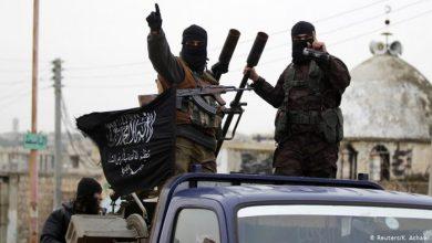 """صورة """"النصرة"""" تفقد عددا من قادتها وعشرات العناصر في غارات جوية سورية"""