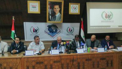 صورة سورية تستضيف البطولة العربية لبناء الأجسام رسميا
