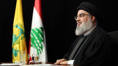 صورة السيد نصر الله: الانتخابات الرئاسية السورية هي المعنى السياسي للانتصار العسكري على الإرهاب