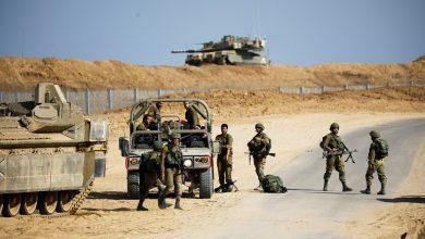 """صورة بالخطأ.. إصابة جندي """"إسرائيلي"""" في اشتباك مع دورية أردنية"""