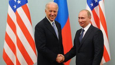 صورة من ضمنهم مبعوث الرئيس الروسي إلى سورية.. إعلان الوفد الروسي إلى قمة بوتين بايدن