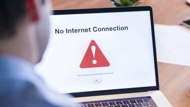 صورة تعطل مواقع انترنت عالمية دون معرفة الأسباب