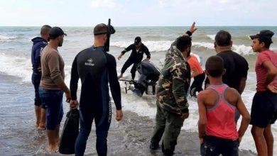 """صورة مدير الدفاع المدني في اللاذقية يكشف لـ""""الوطن"""" تفاصيل غرق شاب في البصة"""