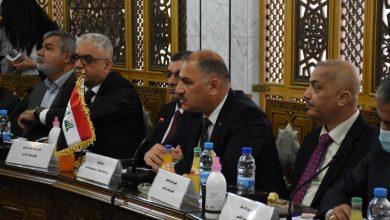 """صورة وزير الصناعة والتجارة العراقي لـ""""الوطن"""":  المنتج السوري هو الأفضل والنية جادة لتذليل العقبات"""