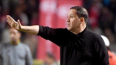 صورة رئيس الاتحاد الرياضي العام يشن هجوما على المعلول