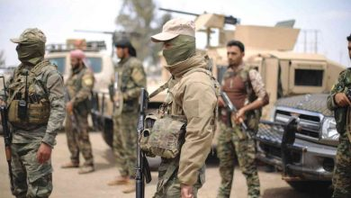 """صورة مقتل وإصابة عناصر من """"قسد"""" بانفجار عبوة في دير الزور"""