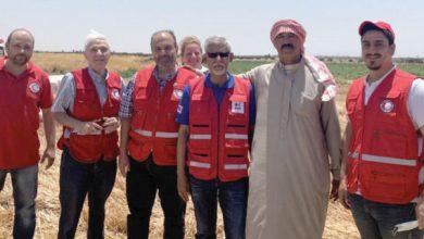 صورة الأمين العام للاتحاد الدولي لجمعيات الصليب والهلال الأحمر لـ«الوطن»: السوريون يتطلعون للمستقبل وأسعى لتوسيع العمل على الدعم المعيشي