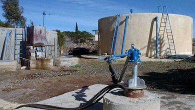 صورة 5 آبار لمياه الشرب بالخدمة في السويداء