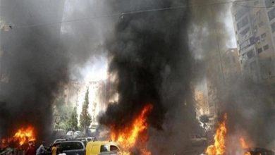 صورة القبض على المسؤولين عن هجوم مدينة الصدر في بغداد