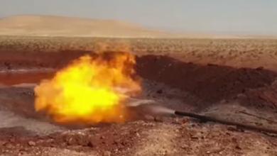 صورة وزارة النفط: بئر غاز جديدة لدعم توليد الكهرباء