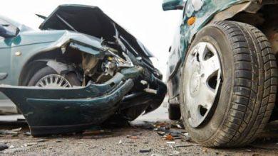 صورة حادث سير مروّع يودي بحياة شابين في طرطوس