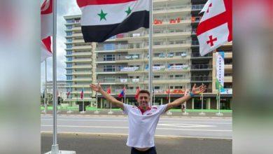 صورة أولمبياد طوكيو.. السوري ماسو في المركز 47 بالترياثلون