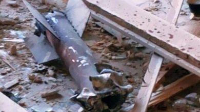 صورة استشهاد وإصابة 16 شخصاً بقذائف الإرهابيين على قرى بسهل الغاب