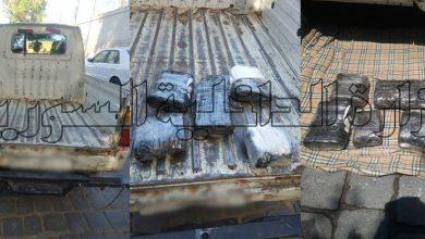 صورة القبض على مروج مخدرات في دمشق
