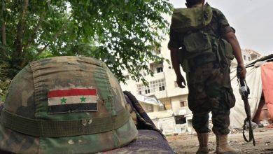 """صورة مصادر لـ""""الوطن"""": عودة كافة عناصر الجيش المختطفين في درعا إلى مقراتهم سالمين"""