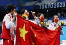 صورة الصين تعزز صدارتها لدورة طوكيو الأولمبية