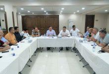 """صورة """"صناعة حلب"""" تناقش خطوات عقد الملتقى الثاني للصناعات النسيجية"""