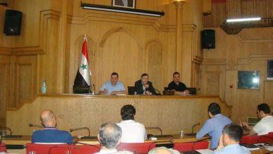 صورة المدلجي: نسعى لتنشيط المشاريع الاستثمارية وتحقيق الاستثمار الأمثل لأملاك وموارد مجلس مدينة حلب