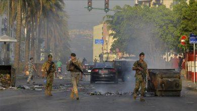 """صورة لبنان على أبواب الفتنة.. الجيش يتدخل لإيقاف """"معركة خلدة"""""""