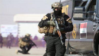 صورة القضاء على عناصر من داعش شرق العراق