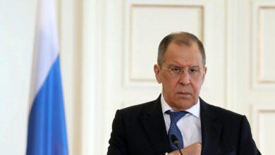 صورة لافروف يعلن عن مشاورات روسية أمريكية حول الاستقرار الاستراتيجي
