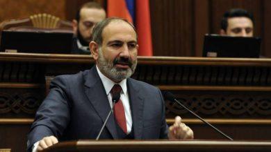 صورة تعيين باشينيان رئيساً للحكومة في أرمينيا