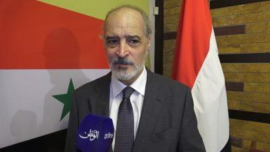 """صورة الجعفري لـ""""الوطن"""": العلاقة السورية – الصينية وصلت إلى مرحلة فوق إستراتيجية"""