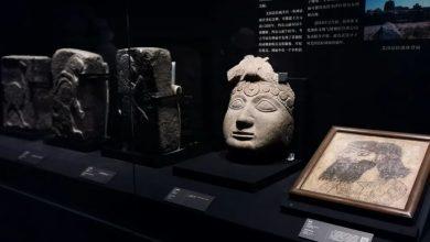 """صورة """"سورية المدهشة"""" معرض كبير للآثار السورية في الصين"""