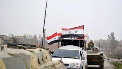 صورة الجيش يمدد المهلة الممنوحة لخروج الإرهابيين من درعا البلد