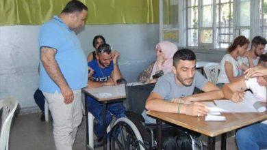 صورة 12حالة غش في امتحان اللغة العربية للثانوية في اللاذقية
