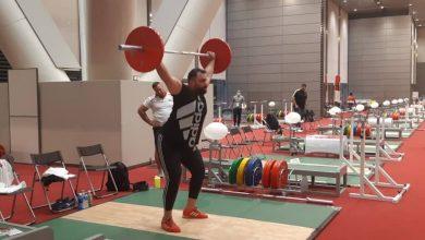 """صورة في الأولمبياد """"معن أسعد"""" أمل الرياضة السورية"""