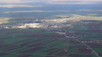 صورة مرسوم بإحداث منطقة في تل سلحب