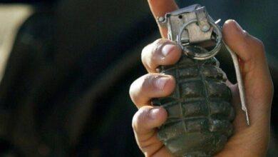 صورة قتل زوجته بـ قنبلة إثر خلاف مع عائلتها بدمشق