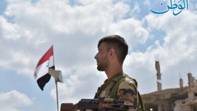 صورة الجيش يدخل «الشجرة» ويبدأ بعمليتي تسوية الأوضاع واستلام السلاح